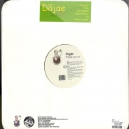 Back View : Dajae - TIME (DJ RUSH RMX) - Kid Dynamite Records / kdr-005