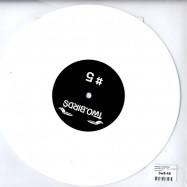 Back View : Patrick Chardronnet - RHYTHM & SOUL (INCL. JACKMATE RMX) (COLOURED 10 INCH) - Twobirds / Twobirds0056