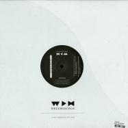 Back View : DJ Yellow - NIGHT IN TRANZYLVANIA - We Play House / WPH 012