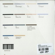 Back View : Lusine - THE WAITING ROOM (CD) - Ghostly International / GI-172 (9781722)