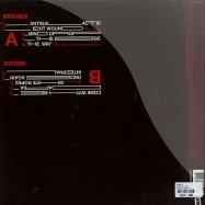 Back View : Mixhell - SPACES (LP + CD) - Boys Noize / BNR106