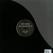 Back View : Minilogue - THE ISLAND OF IF (BLACK VINYL) - Cocoon / COR12112