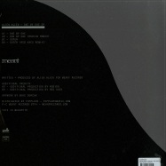 Back View : Alien Alien - ONE BY ONE EP (RODION / RED AXES REMIXES) - Meant Records / meant018