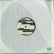 Back View : Dona - 15TH POINT/ 9TH POINT (ANTHONY SHAKE SHAKIR & HIVER RMXS)(VINYL ONLY) - Points Records / Points004