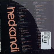 Back View : Various Artists - HED KANDI DEEP DISCO (2XCD) - Hed Kandi / hedk141