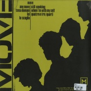 Back View : Move - MOVE (LP) - Mannequin / MNQ 074
