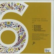 Back View : Horror Vacui - MISS THE DRAMA EP (VINYL ONLY) - TVIR / TVIR006