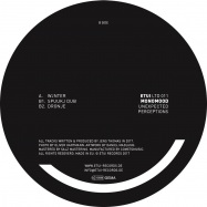 Back View : Monomood - UNEXPECTED PERCEPTIONS - Etui Records / ETUILTD011
