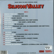 Back View : Various Artists - SILICON VALLEY - MUSIC FROM THE HBO SERIES (LTD RED LP + MP3 - Mass Appeal / MSAP0043LP
