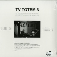 Back View : TV Totem - TV TOTEM 3 - Orbeatize / ORB 09