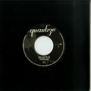 Back View : S.E.L - THE SWEETEST PAIN / YOU GOTTA BE (7 INCH) - QUANTIZE RECORDINGS / QTZSEVEN008
