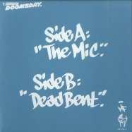 Back View : MF Doom - THE MIC / THE MYSTERY OF DOOM / DEAD BENT (7 INCH) - Metal Face / MF105-7