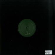 Back View : Johnny Island - RADIUS EP (CLEAR MARBLED VINYL) - Smaragd / SMRGD003