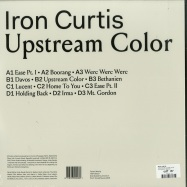 Back View : Iron Curtis - UPSTREAM COLOR (2xLP) - Tamed Musiq / TMXLP001