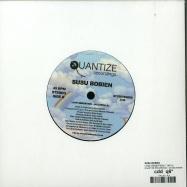 Back View : Susu Bobien - LOVE SENSATION (7 INCH) - Quantize Recordings / QTZSEVEN009
