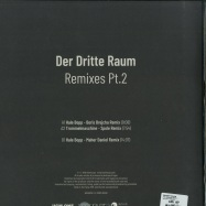 Back View : Der Dritte Raum - THE REMIXES PART 2 - Harthouse / HHMA059