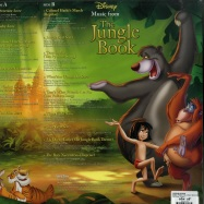 Back View : Various Artists - MUSIC FROM THE JUNGLE BOOK O.S.T. (LP) - Walt Disney / 8740442