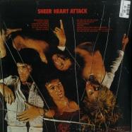 Back View : Queen - SHEER HEART ATTACK (180G LP) - Virgin / 4720268
