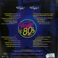 Back View : Various Artists - VINYLES 80S VOL. 2 (180G 2LP) - Wagram / 3356376 / 05166641