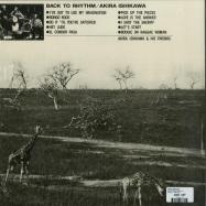 Back View : Akira Ishikawa - BACK TO RHYTHM (LP) - Mr Bongo / MRBLP191