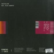 Back View : Feater - Time Million feat. Vilja Larjos - PEPE BRADOCK BONUS BIT & VILLALOBOS DUBS - Running Back / RBFEATERRMX2