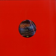 Back View : The Rickey Corey Collective - WHO DO YOU LOVE? - NDATL Muzik / NDATL023