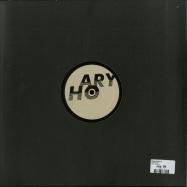 Back View : Franco Motta - TENSION EP - Hoary / HOARY04
