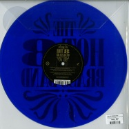 Back View : The Hot 8 Brass Band - WORKING TOGETHER EP (BLUE VINYL, RSD 2019) (B-STOCK) - Tru Thoughts / TRUEP368