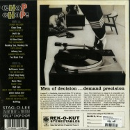 Back View : Various Artists - EXOTIC BLUES & RHYTHM VOL. 04 (LTD CLEAR LP) - Stag-O-Lee / stag-o-149 / 05176471