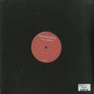 Back View : Various Artists - THE EARTH REHABILITATORS - AMZS / AMZS007