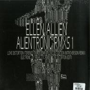 Back View : Ellen Allien - ALIENTRONIC RMXS 1 - BPitch Control / BPX002