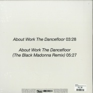 Back View : Georgia - ABOUT WORK THE DANCEFLOOR (LTD LP) - Domino Records / RUG1018T