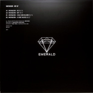 Back View : Matasism - MF EP - Emerald / EMERALD007