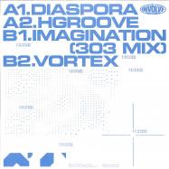 Back View : Z.I.P.P.O - DIASPORA EP - Involve Records / inv028