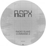 Back View : Radio Slave - COMMAND Z - Rekids / RSPX20