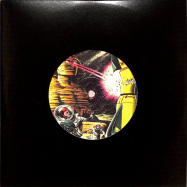 Back View : Unknown - DAMMI AMORE (RED 7 INCH) - Made to Dance / MTD01 / MTD001