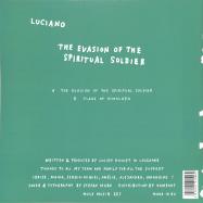 Back View : Luciano - THE EVASION OF THE SPIRITUAL SOLDIER - Mule Musiq / Mule Musiq 257