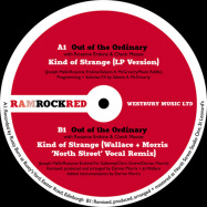 Back View : Out of the Ordinary Featuring Rosanne Erskine / Check Masses - KIND OF STRANGE EP (7 INCH) - Ramrock Red Records / RRR014