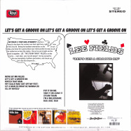 Back View : Lee Fields - LET S GET A GROOVE ON (LP + MP3) - Daptone Records / DAP062-1