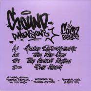 Back View : Coco Bryce - SOUND DIMENSIONS EP (CLEAR PURPLE VINYL + MP3) - PRSPCT Recordings / PRSPCT252