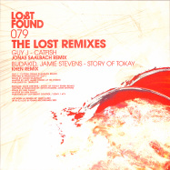 Back View : Guy J / Budakid & Jamie Stevens - THE LOST REMIXES - LOST&FOUND / LF079