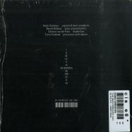 Back View : Robin Verheyen - THE BACH RIDDLES (CD) - DE W.E.R.F.  / WERF182CD