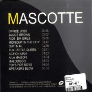 MASCOTTE (CD)