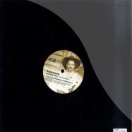 Back View : Alphawezen - GUN SONG / DAYS (REMIXES) - Mole Listening Pearls / Mole069-6