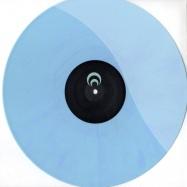 Back View : Mikkel Metal - KENTON EP / MARCEL DETTMANN REMIX (BLUE MARBLED VINYL) - Echocord Colour 007
