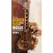 Back View : Various Artists - Africa 50 Years Of Music (lim.ed) (18x CD BOX) - Discograph / 3218462