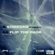 Back View : Friction ft. Mc Lean - SOMEONE / FLIP THE PAGE - Shogun Audio / sha046