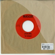 Back View : Spiders - WHY DON T YOU LOVE ME / HITCH HIKE (7 INCH) - Mascot / mascot0 / m112