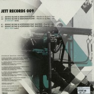 Back View : Benno Blome - CHECK N FALL EP (WITH D.DIGGLER AND FRED SIERA REMIXES) - Jett Records / Jett009
