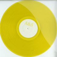 A&S004 (YELLOW TRANSPARENT VINYL)